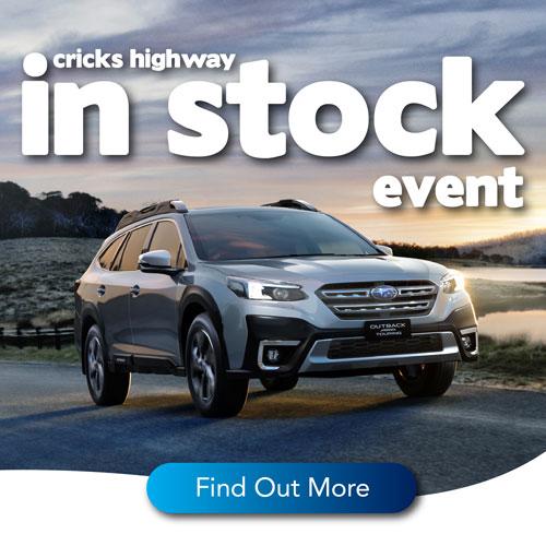 Cricks Subaru April Hp